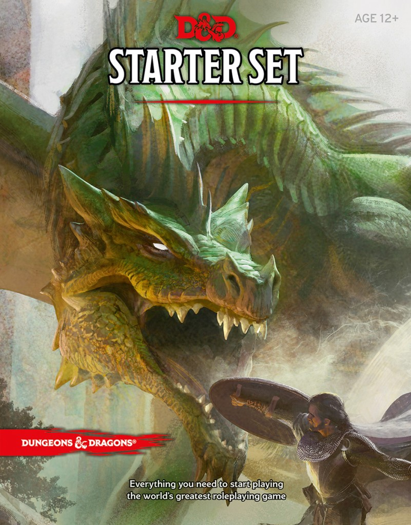 Dungeons & Dragons Starter Set Review