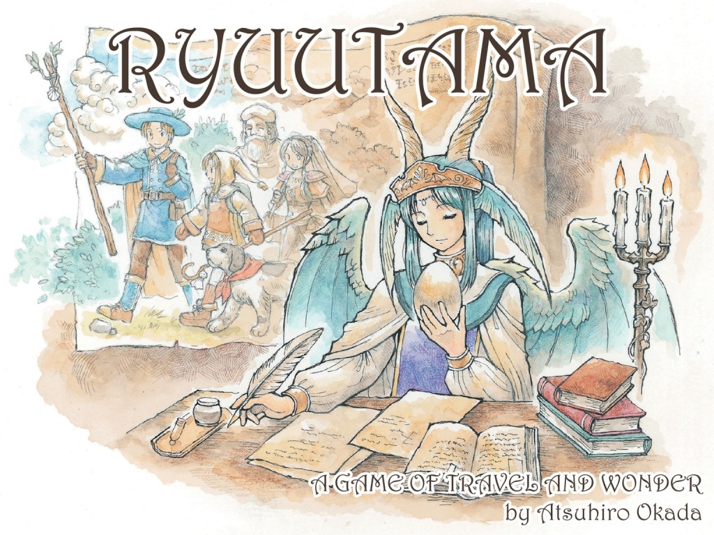 Ryuutama Role Playing Game