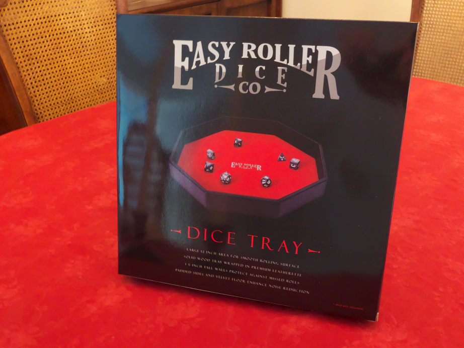 Easy Roller Dice Tray Box