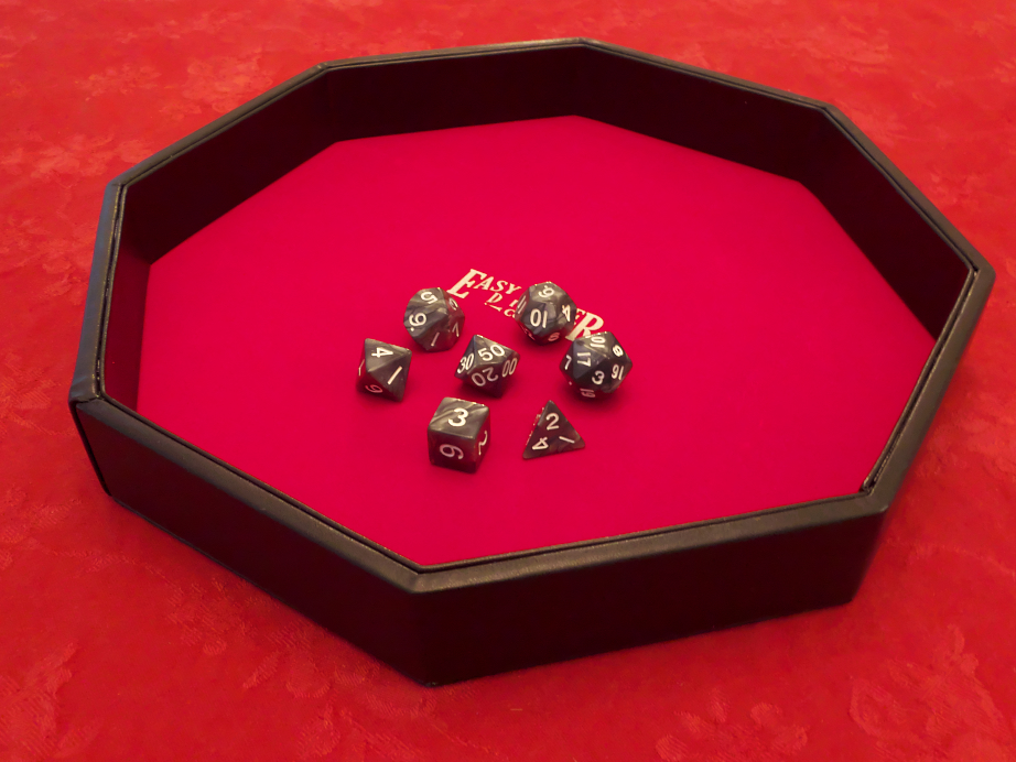 Easy Roller Dice Dice Tray